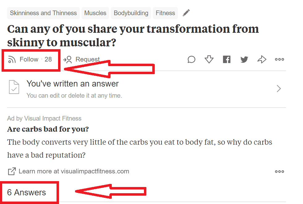 how to answer questions on quora
