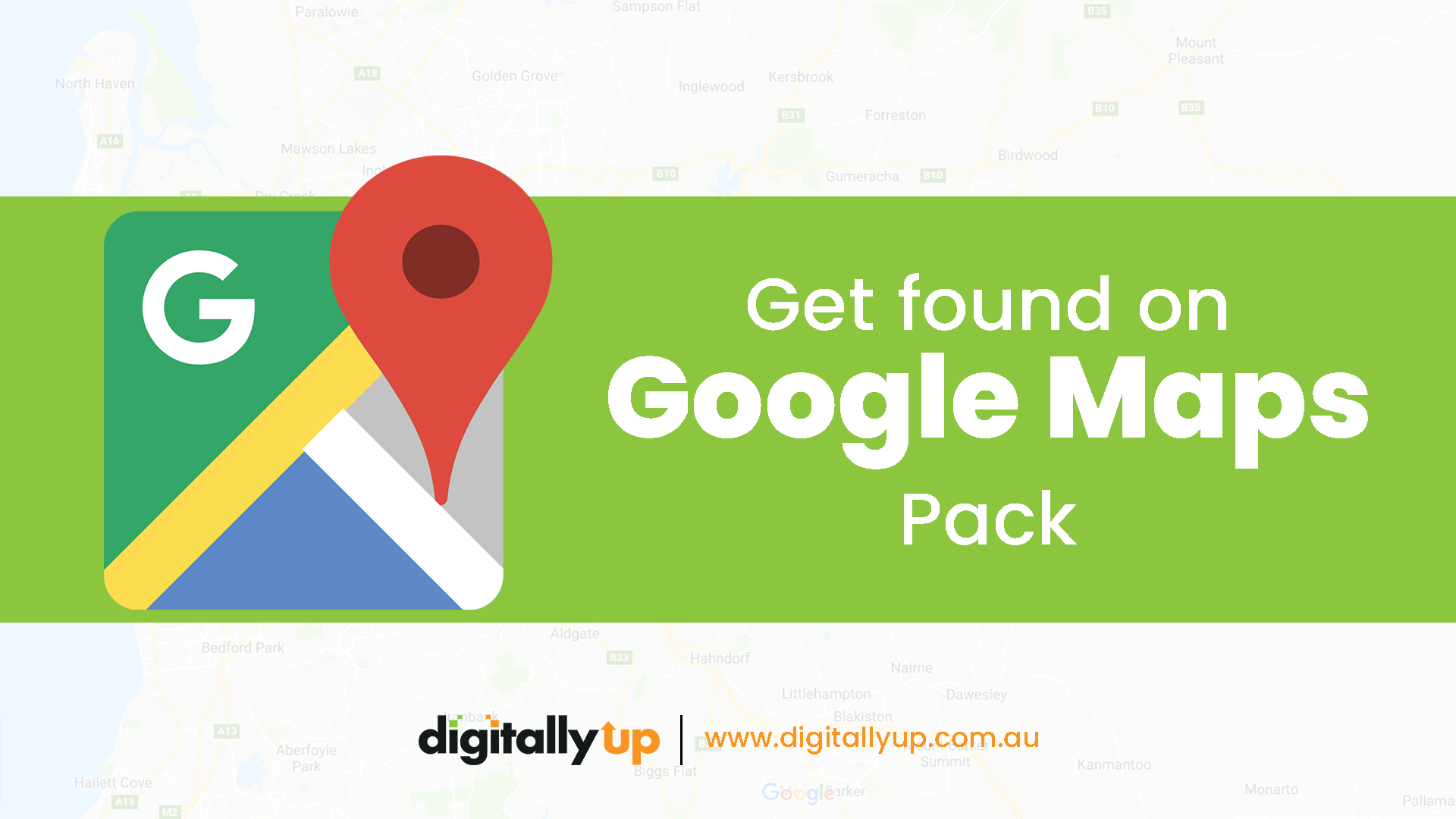 Google maps pack