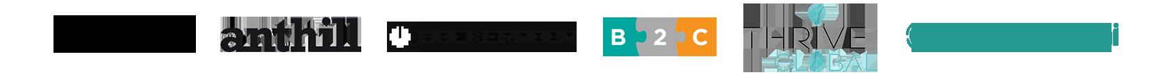 Clients logo strip 1 - ChatBots